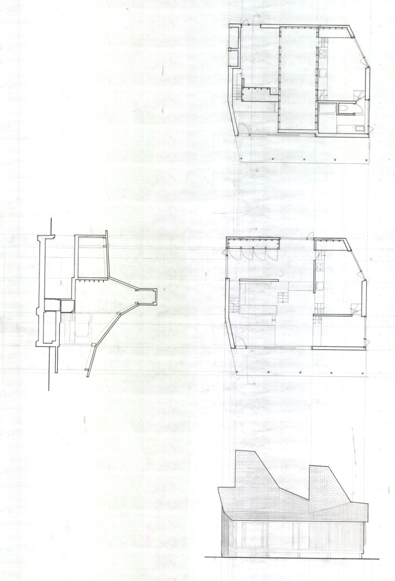 Nora House Drawings