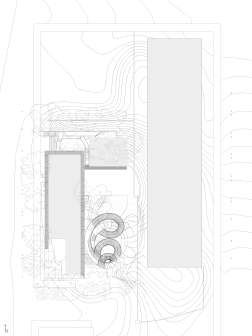 Auditorium Site Plan