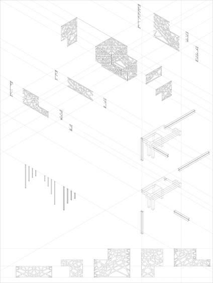 Kensignton Library Modular Block