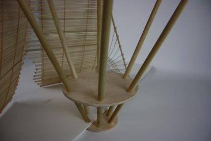 Sukkah at the Ranch Design Model