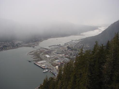 Juneau from Tram (2)